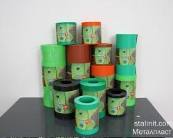 Бордюрная лента садовая для грядок и клумб, купить от 8 грн/м